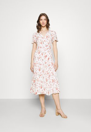 BRIANNA MIDI DRESS - Robe d'été - savannah floral