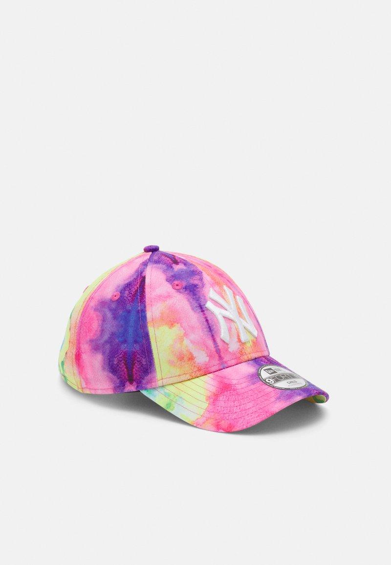 New Era - TIEDYE UNISEX - Lippalakki - multicoloured