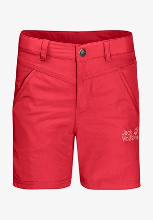 SUN - Sports shorts - tulip red