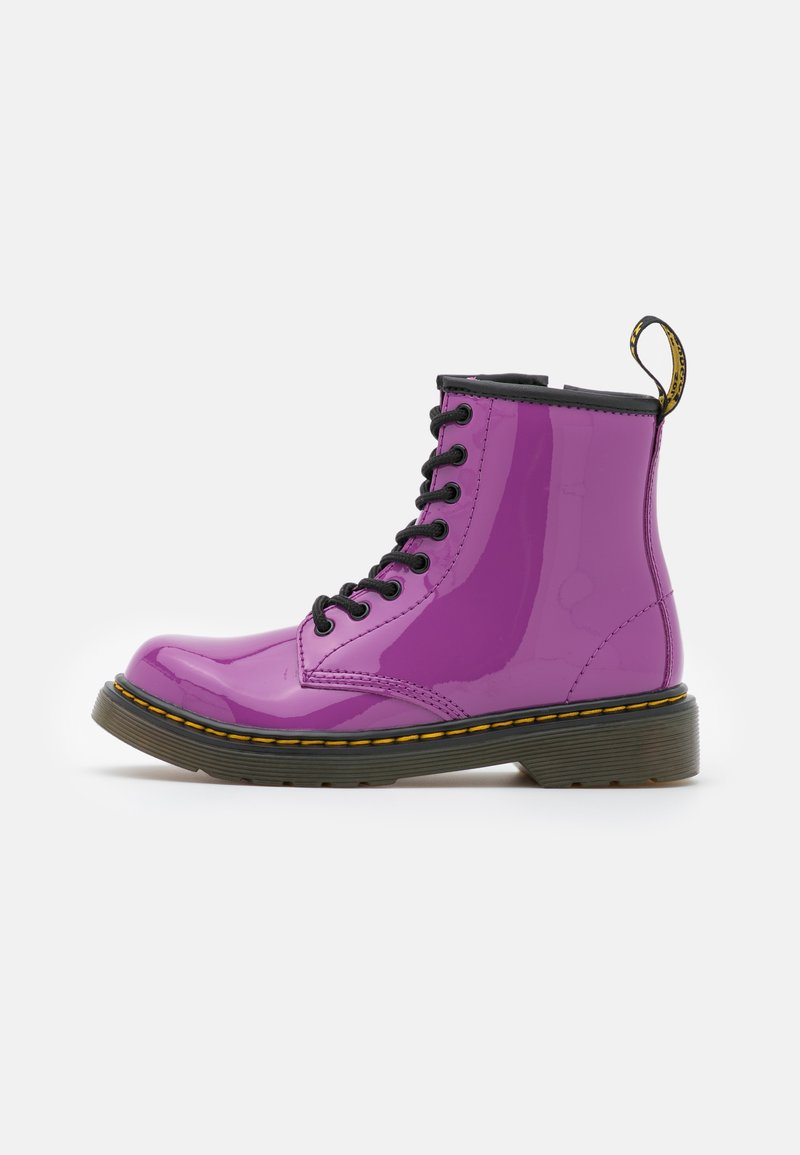 Dr. Martens - 1460  - Lace-up ankle boots - bright purple