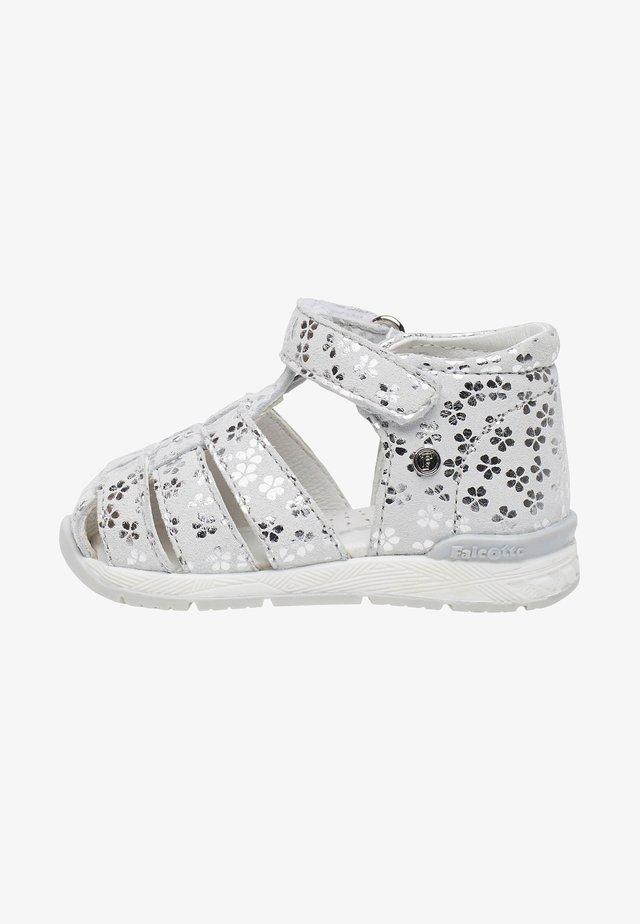 Chaussures premiers pas - silver