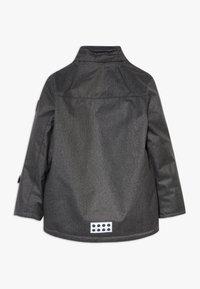 LEGO Wear - LWJOSHUA 725 - Snowboard jacket - grey melange - 3