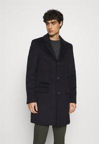 CELIO - SUCLASS - Classic coat - navy - 0