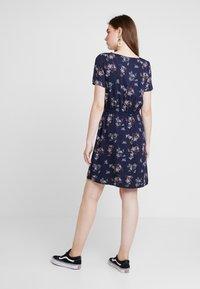 Vero Moda - AUTUMN AMAZE SHORT DRESS - Day dress - night sky - 2