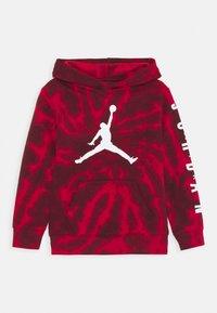 Jordan - AIR UNISEX - Mikina - gym red - 0