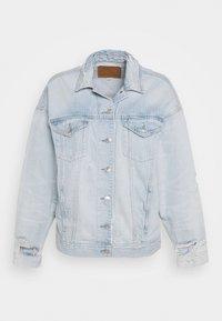 JACKET - Denim jacket - light wash