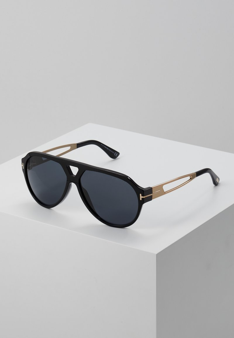 Tom Ford - Sunglasses - black/smoke