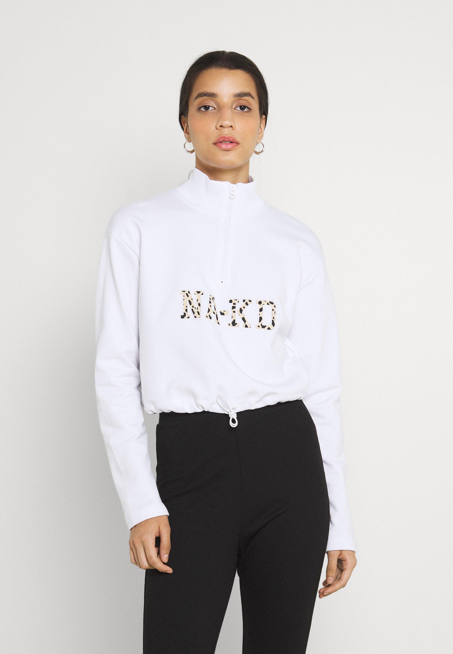 Women CROPPED - Sweatshirt
