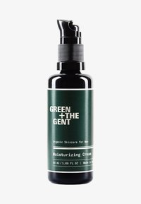 Green + The Gent - MOISTURIZING CREAM - Dagcrème - - - 0