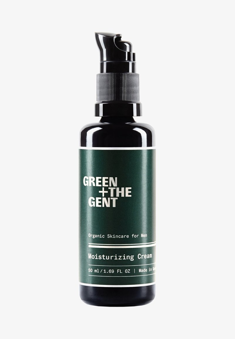 Green + The Gent - MOISTURIZING CREAM - Dagcrème - -