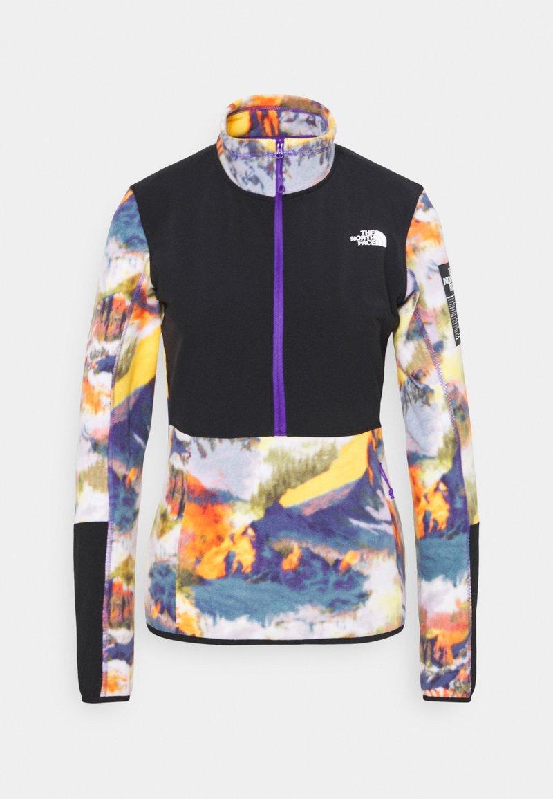 The North Face - DIABLO MIDLAYER ZIP - Fleece jumper - peak purple