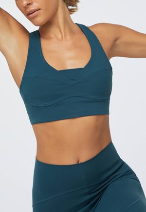 Sports bra - dark blue