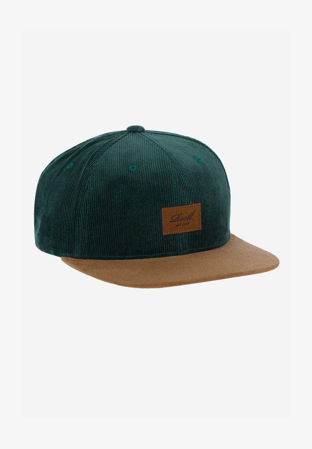 Cap - dark green