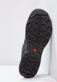 Salomon - EFFECT GTX - Hiking shoes - magnet/black/monument - 4