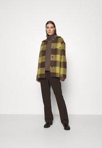ARKET - Lett jakke - yellow bright - 1
