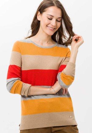 STYLE LIZ - Sweatshirt - butternut