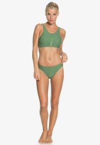 Roxy - LOVE SONG  - Bikinibroekje - vineyard green - 1