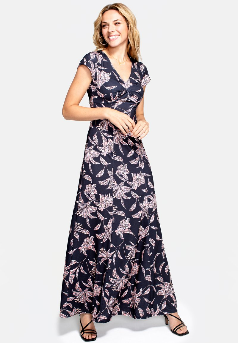 HotSquash - GEMMA  - Maxi dress - dark purple