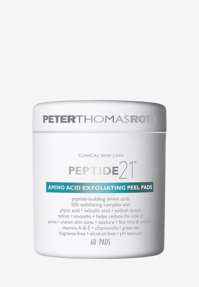 Peter Thomas Roth - PEPTIDE 21 AMINO ACID EXFOLIATING PEEL PADS - Cleanser - -