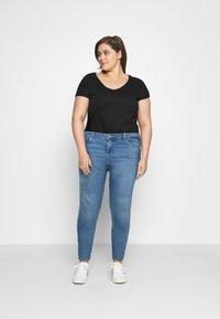 Pieces Curve - Jeans Skinny Fit - light blue denim - 1