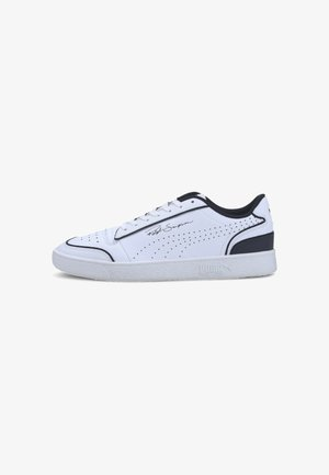 RALPH SAMPSON OUTLINE  - Trainers - puma white-peacoat