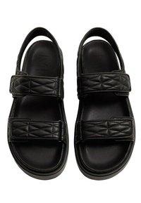 Mango - Sandals - noir - 2