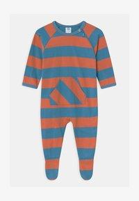 Sanetta - Sleep suit - petrolio - 0