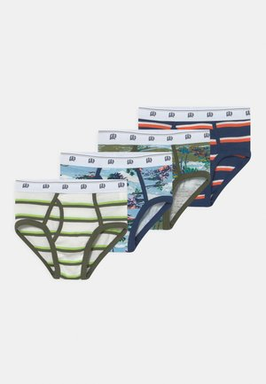 BOY TROPICAL 4 PACK - Slip - multi