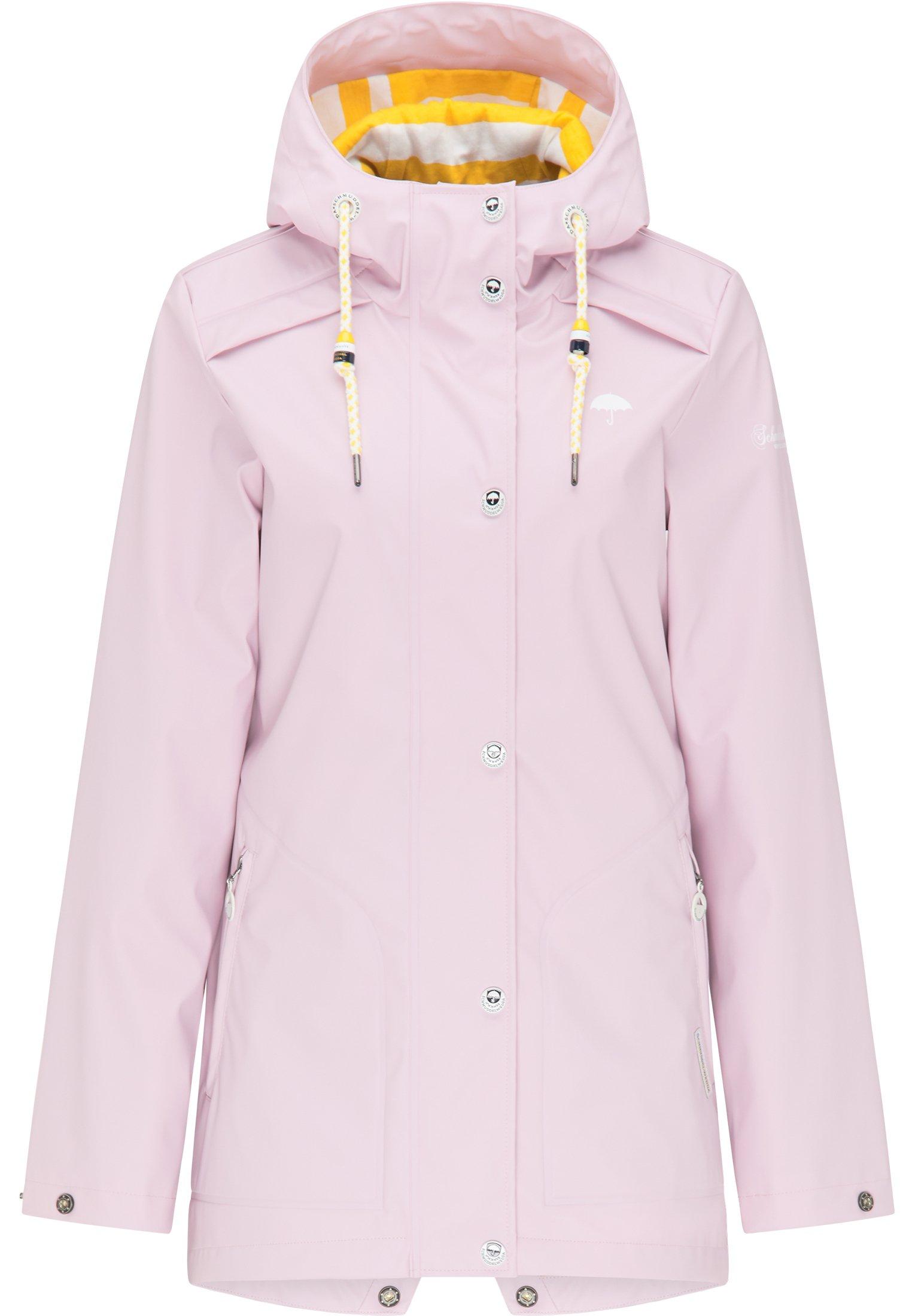 Schmuddelwedda Parka - pink