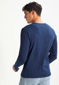 Pepe Jeans - EGGO LONG - Long sleeved top - navy - 2