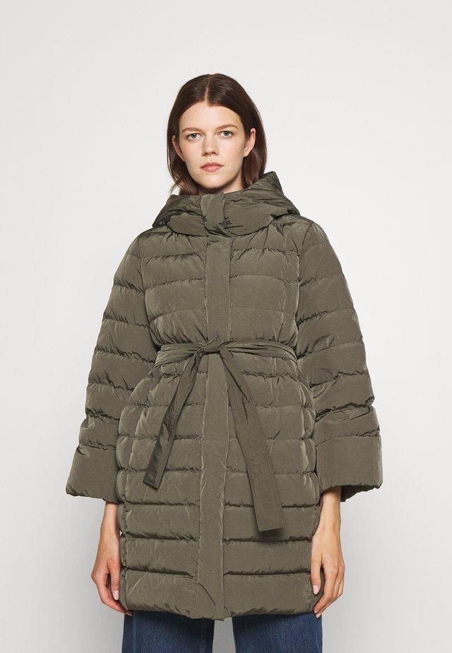 LUIGI - Down coat - kaki