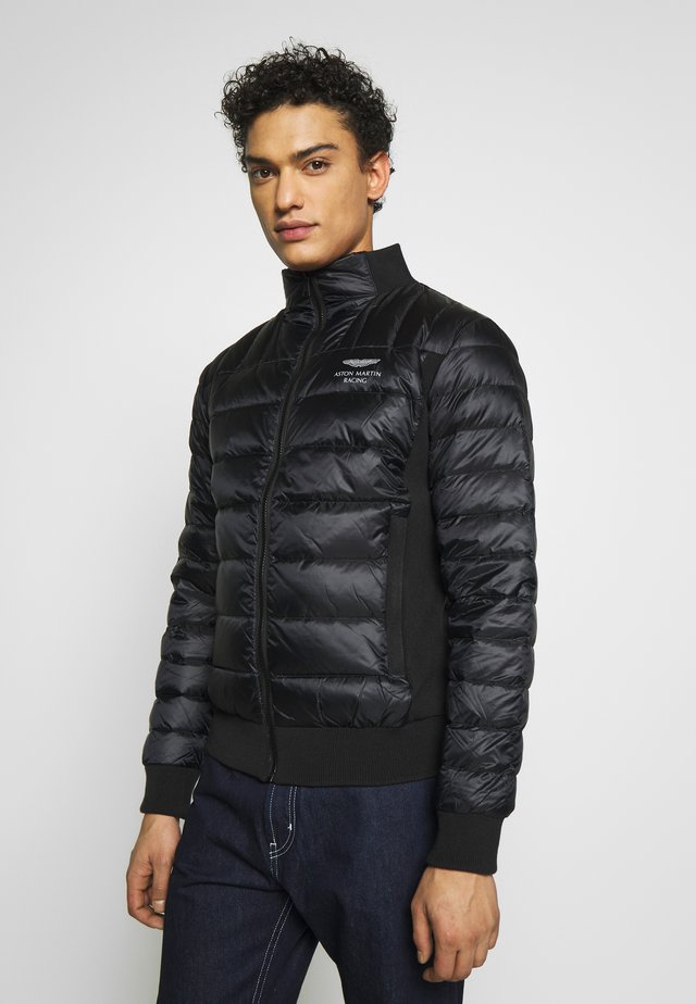 HYBRID - Winter jacket - black