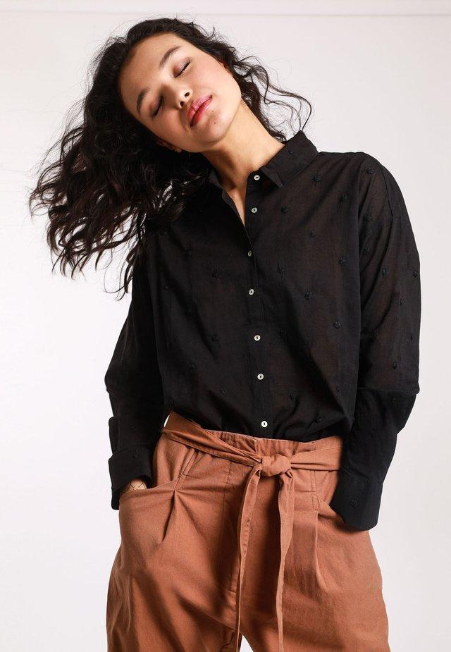MIT MOTIV - Camicia - black