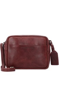 Cowboysbag - WOODBINE - Across body bag - burgundy - 1