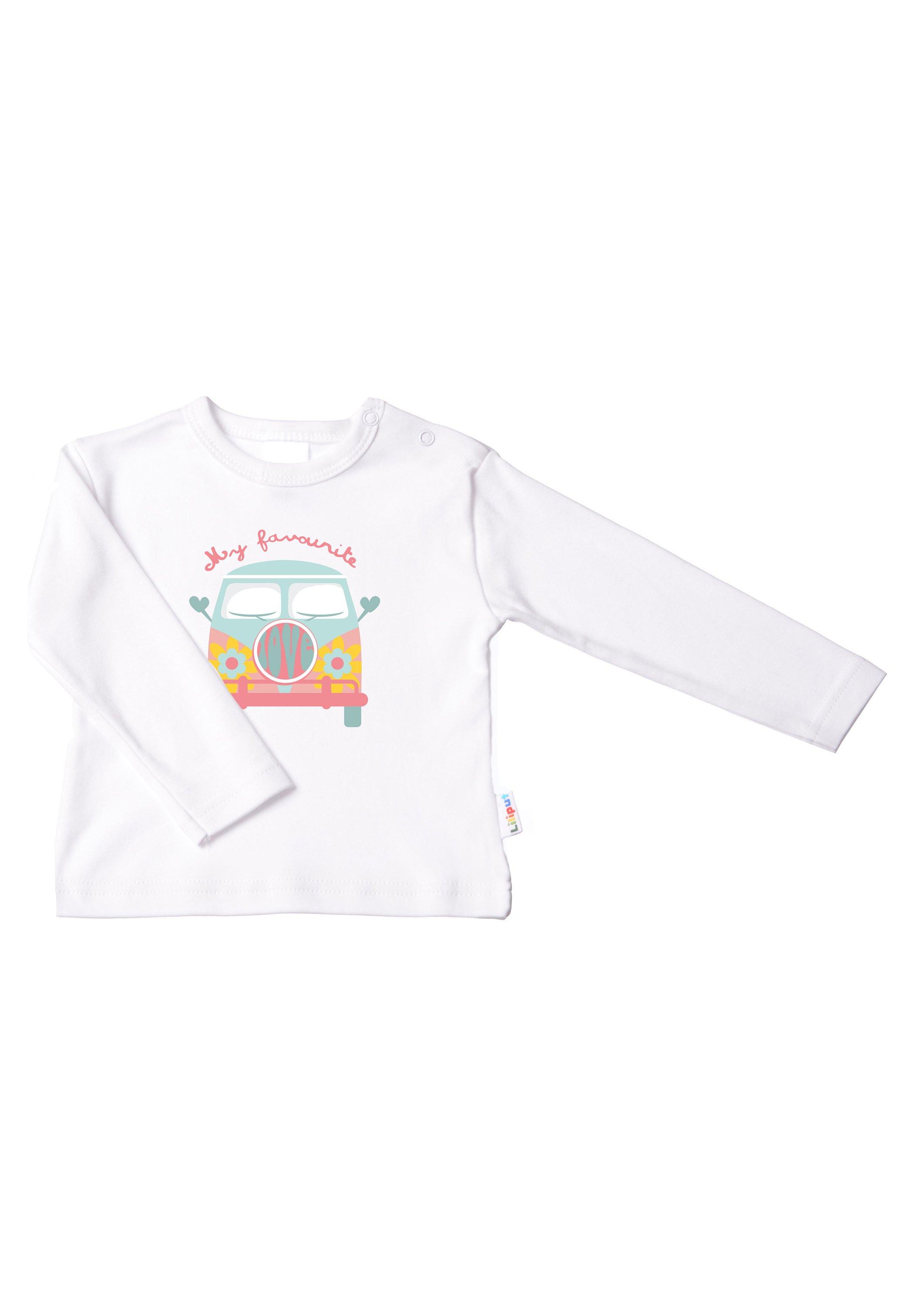 Kinder MIT TOLLEM PRINT - Langarmshirt