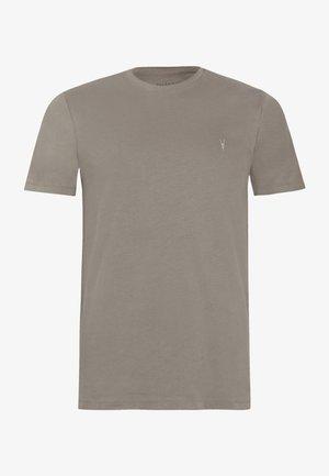 BRACE - Basic T-shirt - mottled grey