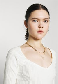 Gina Tricot - EDA - Långärmad tröja - offwhite - 3