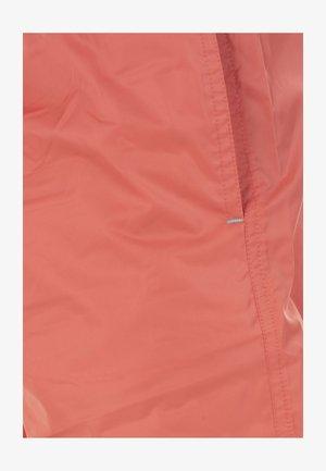 BOXER MARE IN TESSUTO TECNICO CON DETTAGLI A CONTRASTO - Swimming trunks - rosso