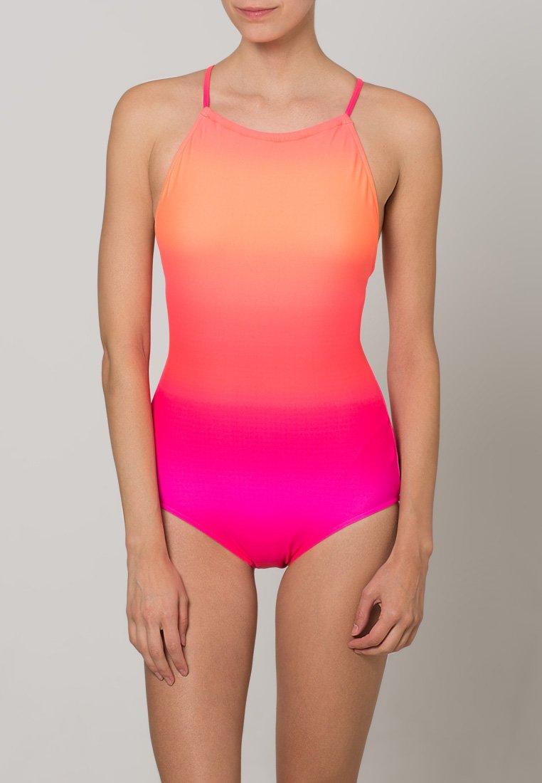 Seafolly - MIAMI - Bañador - neon melon
