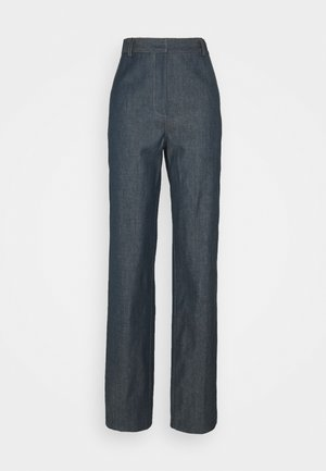 ELLE - Jeans a sigaretta - petrol