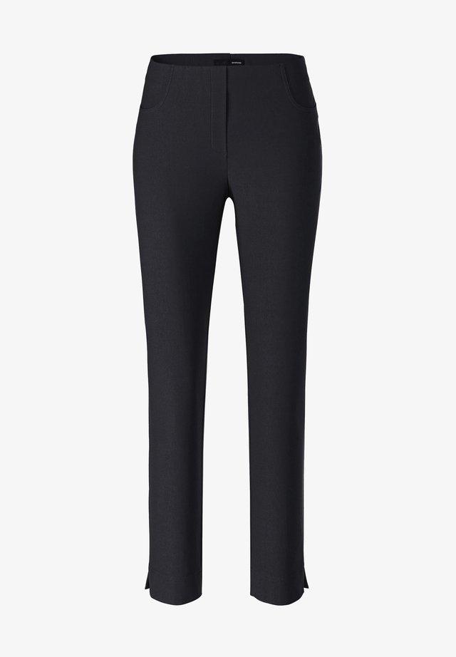 LOLI-742 14060 STRETCHHOSE - Trousers - schwarz