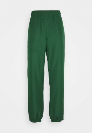 TENNIS PANT - Tracksuit bottoms - green