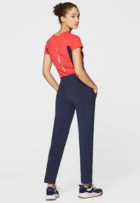 Esprit Sports - Tracksuit bottoms - navy - 2