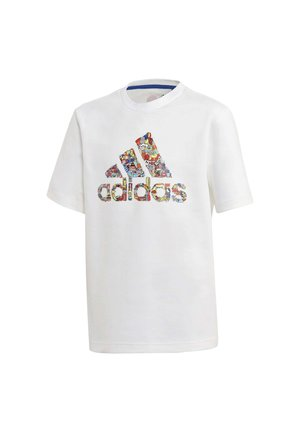 2020-06-06  - T-shirt z nadrukiem - white