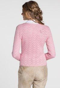 Spieth & Wensky - KRISTA - Cardigan - pink - 1