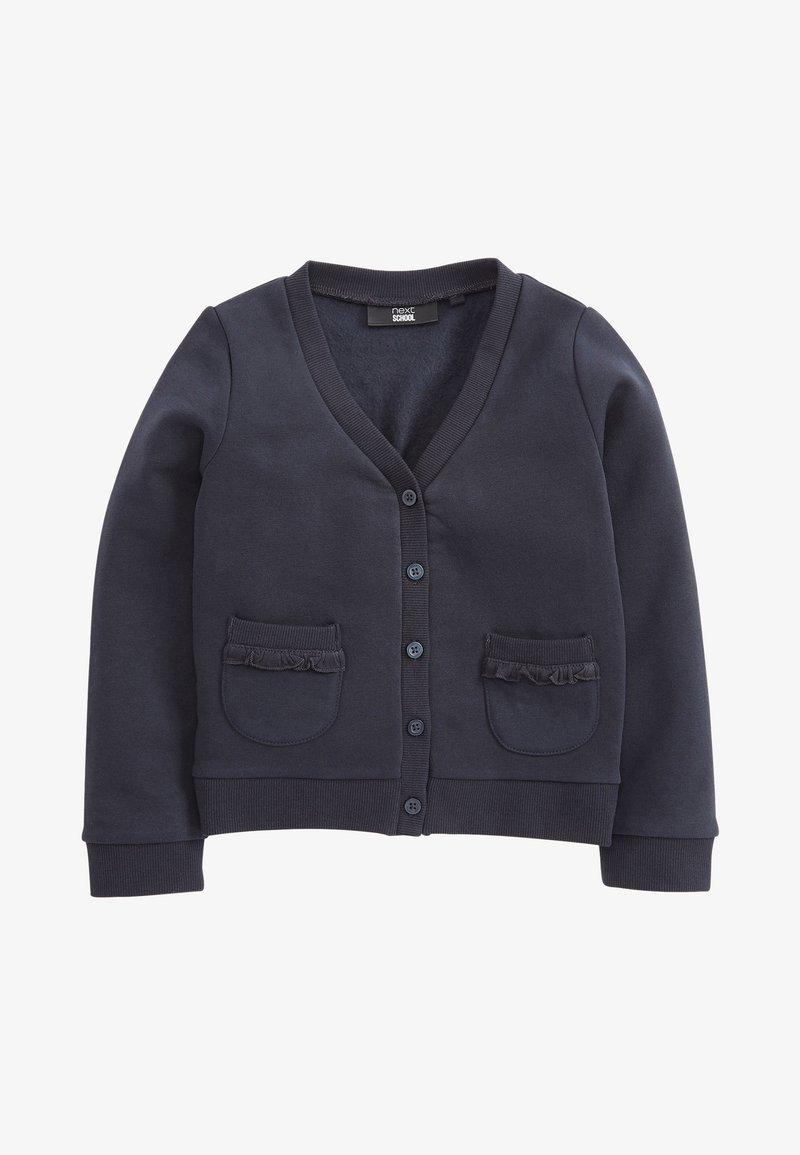 Next - Cardigan - dark blue