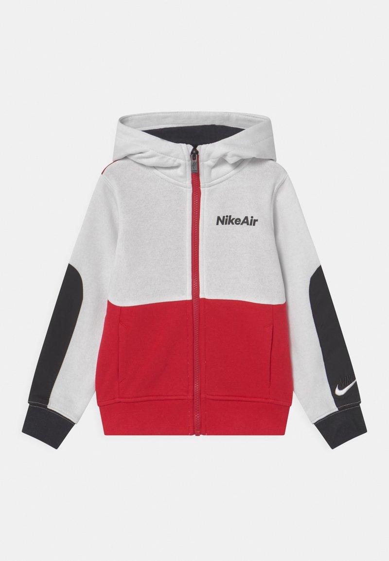 Nike Sportswear - AIR - Sweater met rits - white