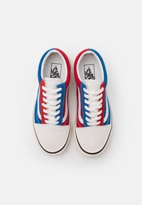 Vans - ANAHEIM OLD SKOOL 36 DX UNISEX - Skate shoes - original white/original blue/original red - 5