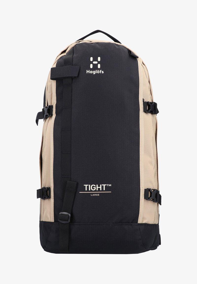 Haglöfs - TIGHT - Rucksack - true black/sand