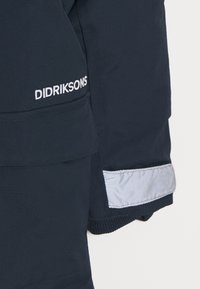 Didriksons - KURE KIDS PARKA - Cappotto invernale - navy - 4